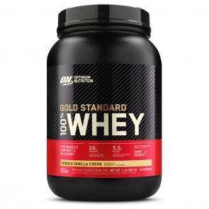 Optimum Nutrition Gold Standard 100% Whey French Vanilla Creme 2 lbs
