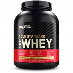 Optimum Nutrition Gold Standard 100% Whey French Vanilla Creme 5 lbs