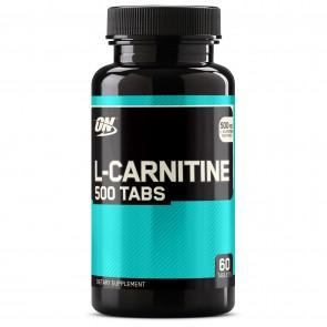 Optimum Nutrition L-Carnitine 500 Tabs 60 Tablets