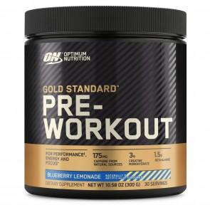Optimum Nutrition Gold Standard Pre-Workout Blueberry Lemonade 10.58 oz (300 g)