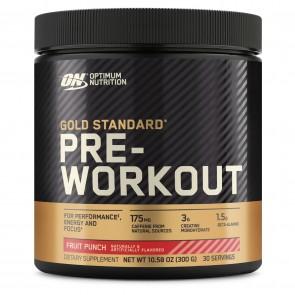Optimum Nutrition Gold Standard Pre-Workout Fruit Punch 10.58 oz (300 g)