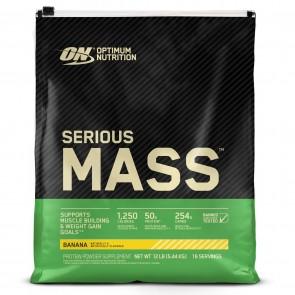 Optimum Nutrition Serious Mass Banana 12 lbs