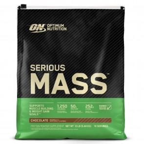 Optimum Nutrition Serious Mass Chocolate 12 lbs