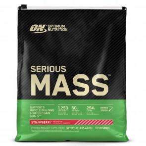 Optimum Nutrition Serious Mass Strawberry 12 lbs
