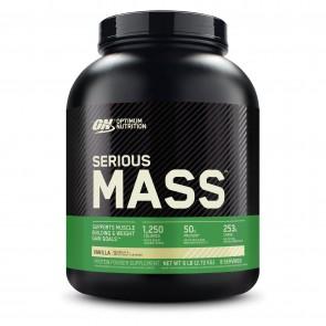 Optimum Nutrition Serious Mass Vanilla 6 lbs