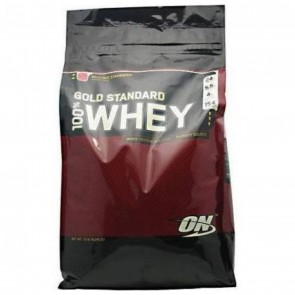 Optimum Nutrition 100% Whey Delicious Strawberry 10 lbs