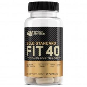 Optimum Nutrition Gold Standard Fit 40 45 Caspules