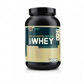 Optimum Nutrition Natural 100% Whey Chocolate 2 lbs