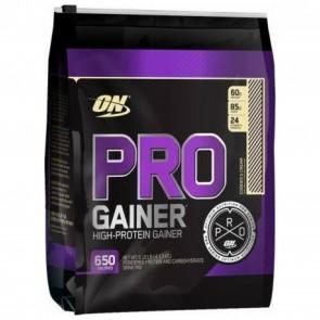 Optimum Nutrition Pro Gainer Cookies & Cream  9.10 Lbs