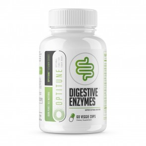 Optitune Digestive Enzymes 60 Capsules