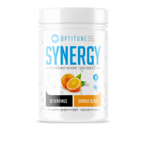 Optitune Synergy Multi Powder Orange Blast 30 Servings (210 grams)