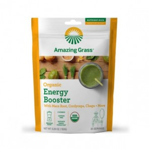 Amazing Grass Organic Energy Booster 30 servings 5.29 oz