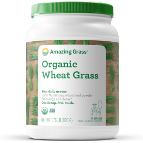 Amazing Grass Organic Wheat Grass 800g