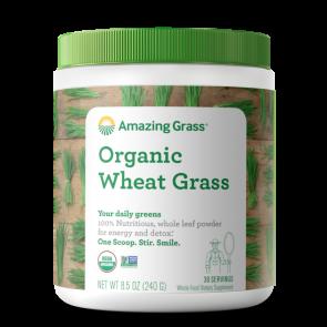 Amazing Grass Organic Wheat Grass Powder 240g