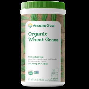 Amazing Grass Organic Wheat Grass 480g