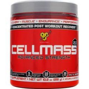 Cellmass Creatine 2.0  10.2 oz Arctic Berry  by BSN
