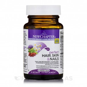 Perfect Hair Skin and Nails 30 Capsules | Perfect Hair Skin and Nails 30 Capsules by New Chapter