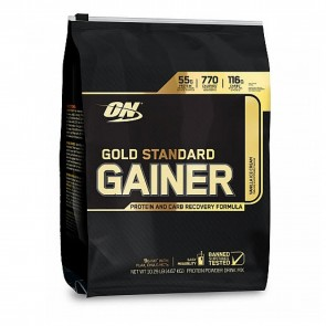 Gold Standard Mass Gainer Protein Vanilla Ice Cream 10 Lbs