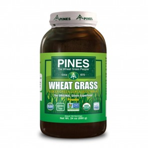 Pines Wheat Grass Powder 24 oz