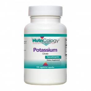Nutricology Potassium Citrate | Potassium Citrate