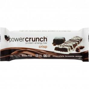 Power Crunch Chocolate Brownie Wonder Single Bar