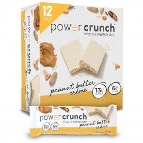 Power Crunch Original Peanut Butter Crème 12 Protein Bars