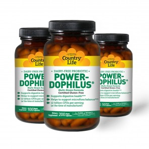 Country Life Power Dophilus