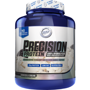 Precision Protein Cookies & Cream 5 lbs