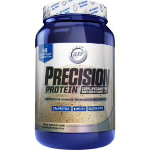 Precision Protein French Vanilla Ice Cream 2 lbs