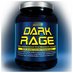 Dark Rage by MHP