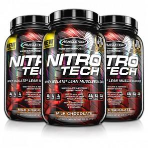 MuscleTech Nitro Tech | Nitro Tech