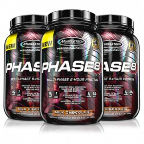 Phase 8 Protein | Muscletech Phase 8