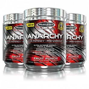 MuscleTech Anarchy | Anarchy Pre Workout