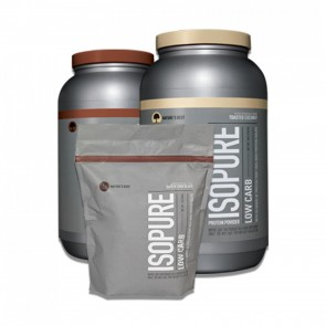 ISOPURE Low Carb Protein by Nature's Best