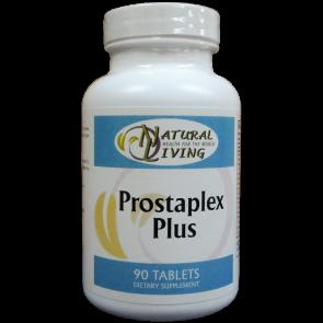Natural Living Prostaplex Plus 90 Tablets