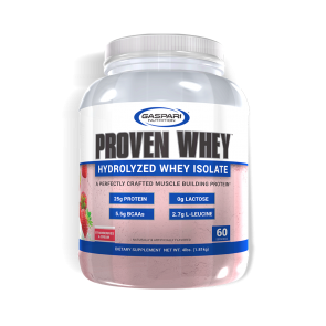 Proven Whey Strawberries and Cream 4 lbs