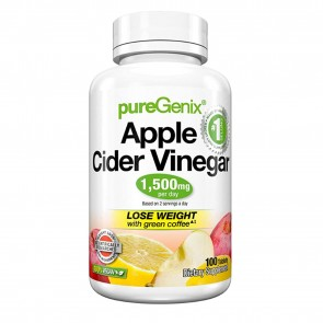 pureGenix Apple Cider Vinegar