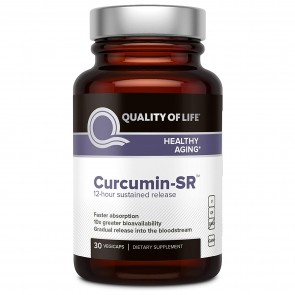 Quality of Life Curcumin-SR 60 Vegicaps