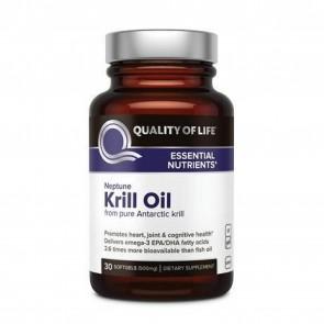 Quality of Life Neptune Krill Oil