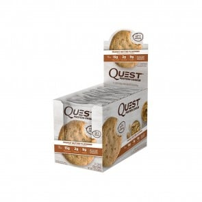Quest Protein Cookie Peanut Butter 12 Pack