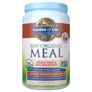 Garden of Life Raw Organic Meal Vanilla Spiced Chai 2lb