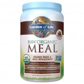 Garden of Life RAW Organic Meal Chocolate Cacao 2 lbs