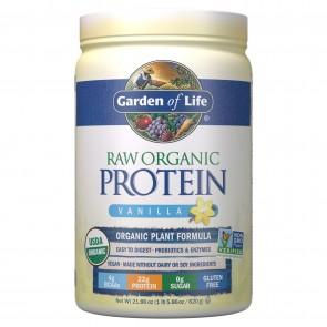 Garden of Life RAW Organic Protein Vanilla 21.86 oz