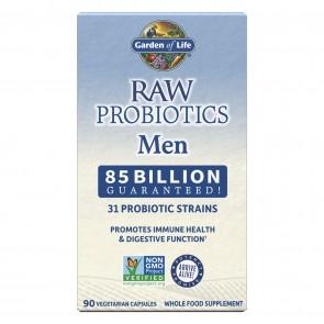 Garden of Life RAW Probiotics Men 90 Vegetarian Capsules