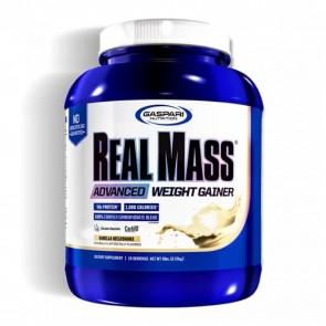 RealMass Advanced Weight Gainer Vanilla MilkShake 6 Pounds