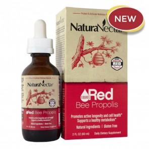 NaturaNectar Red Bee Propolis 2 fl oz