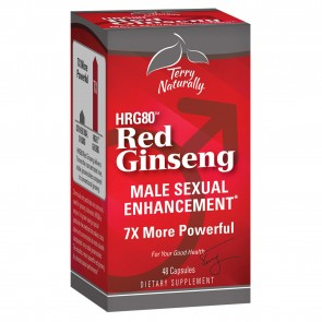 Terry Naturally HRG80 Red Ginseng
