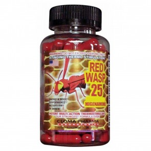 Red Wasp 25 75 Capsules by Cloma Pharma