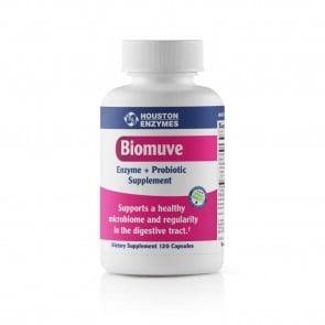 Houston Enzymes Biomuve 120 Capsules