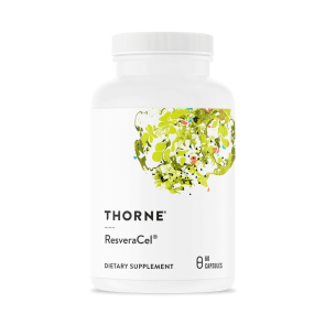Thorne ResveraCel 60 Capsules